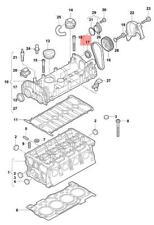 Genuine Shaft Oil Seal VW AUDI SEAT SKODA Arteon Beetle 04E103085AF