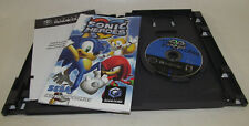 Sonic Heroes (Nintendo GameCube, 2004) Complete CIB Good Shape & Fun Game