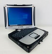 Panasonic Toughbook CF-19 Mk7 Core i5 Windows 7 Or 10 Rugged Laptop Rear Camera