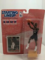 Kerry Kittles New Jersey Nets 1997 Starting Lineup Figure NBA Basketball