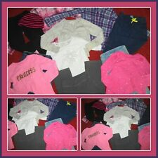 HUGE LOT~GIRLS CLOTHES JEANS TOPS YOGA PANTS GAP OLD NAVY FALL OUTFITS SIZE 4-5