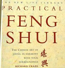 Practical Feng Shui by Richard Craze (Hardback, 1997)