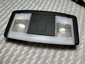 2011 Ford Focus Taurus OEM front mounted interior dome light black