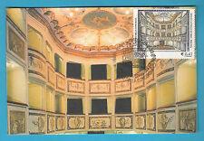 MAXIMUM Italia 2002 Teatro della concordia, Monte Castello di Vibio con ANNULLO