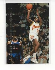 1992-93 UPPER DECK BBALL MICHAEL JORDAN DOMINIQUE WILKINS 20,000 POINTS #SP2