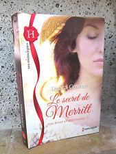"""Le secret de Merritt, Debra Cowan 2013, """"Les historiques"""", roman"""