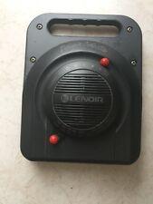 Vecchia radio portatatile Lenoir designer collection