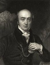 ARTISTS. Sir Thomas Lawrence, R. A. Landseer c1840 old antique print picture