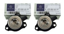For Mercedes CL203 A203 S203 W203 Pair Set of 2 Camshaft Adjuster Magnets OES