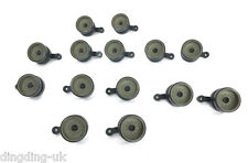 Heng Long Abrams 1/16 Pastic road wheels  complete set Camouflage UK