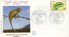 FRANCE FDC - 787 1692 1 LE CAMELEON - 6 11 1971 - LUXE