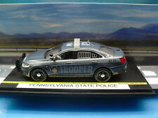 Custom Police First Response Pennsylvania State Police Ford Sedan * LOOK!! *