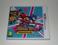 Mario & sonic at the London 2012 olympic games 3D Game for Nintendo 3DS & 3DS XL