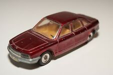 # 1:43 DINKY TOYS 176 NSU RO80 RO 80 METALLIC MAROON EXCELLENT CONDITION