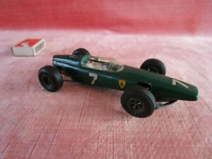 OLD VINTAGE SLOT CAR 1/24 SCALE COX B.R.M. OPEN WHEELER RACE CAR MADE IN USA BRM