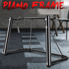 More details for digital piano support stand rack u-shape electric keyboard strengthen stability