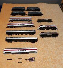 Vintage N Scale Train Cars & Locos, Amtrak - Auto Train