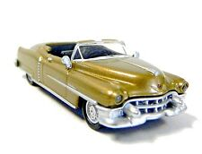 Free Shipping! HO 1:87 Scale Die Cast Car 1953 Cadillac Convertible Gold Schuco