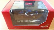 Herpa 101981 H0 PKW Porsche 911 Turbo Mattlook Edition 3