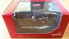Herpa 101981 - 1/87 Porsche 911 turbo-Matt look Edition 3-nuevo