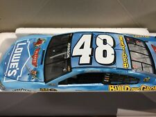 1:24 ACTION Jimmie Johnson #48 Lowe's Disney Planes 1 of 948 #520 2013 SS