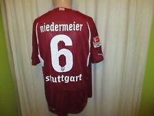 "VfB Stuttgart Puma Auswärts Trikot 2011/12 ""GAZI"" + Nr.6 Niedermeier Gr.XL TOP"