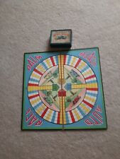 1920s auto race board game PALM BEACH AUTO RACE Wilder Mfg. Co. PATENT :1921