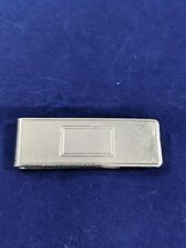 Vintage Foster Sterling Silver Money Clip