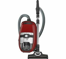 MIELE Blizzard CX1 Cat & Dog PowerLine Cylinder Bagless Vacuum Cleaner - Red