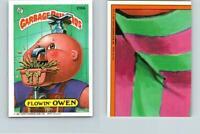 1987 SERIES 8 TOPPS GPK GARBAGE PAIL KIDS 316a FLOWIN' OWEN