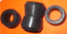 Morgan  shock absorber rubbers front lower, Spax Koni AVO rear