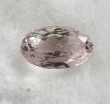 *US***SELLER* Natural Pink Kunzite 4.43 Ct Afghanistan Unheated Oval Shape Gem