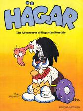 THE ADVENTURES OF HAGAR THE HORRIBLE -1979 1st UK Edn PB - VGC