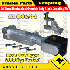 Superior Off Road Mechanical Poly Block Coupling With Car Adapter 2000KG Rated