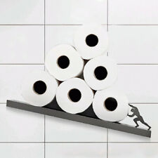 Sisyphus - Toilet Paper Shelf Bathroom Gift Home Decor Artori Design Genuine New