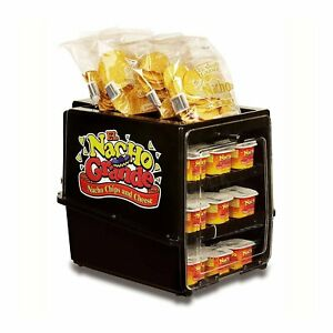 Gold Medal Nacho Cheese Dip Cup Warmer Cabinet Cinema Party