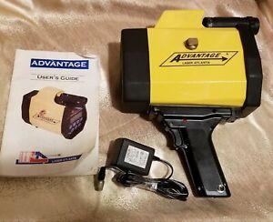 Laser Atlanta Advantage MPH Range Finder Handheld Portable Radar Gun Trimble