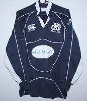 Scotland national rugby union team shirt jersey Canterbury Size S