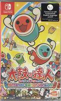Taiko No Tatsujin (Nintendo Switch)
