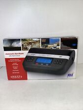 Maxx Digital Automatic Alert / Noaa Weather Radio With Alarm Clock