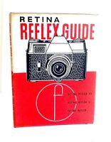 Retina Reflex Guide Focal Press Third Edition 1961 *684