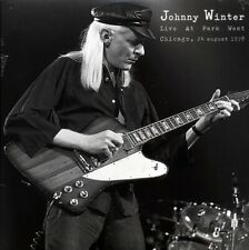 Johnny Winter Live At Park West LP ~ Chicago 8/24/78 ~ Brand New!!!