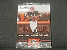 Cleveland Browns 2004 Donruss Playoff 7 Card Sealed SILVER Team Set (89/100)