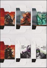 MTG Magic - Fold-up Deck Box - 5x Random Boxes