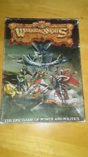 Warrior Knights, 1985 Games Workshop Board Game - Black Faction spare parts