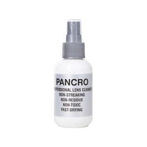 Pancro Professional Lens Cleaner Spray Bottle - 4oz.