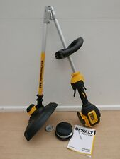 DEWALT 18V XR DCM561 33CM SPLIT SHAFT GARDEN STRING LINE STRIMMER BARE UNIT