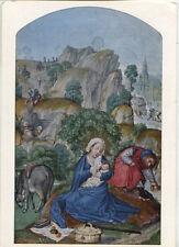 Alte Kunstpostkarte - Gerard Horenbout - Ruhe auf der Flucht nach Ägypten