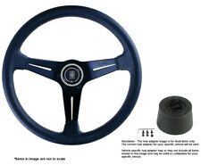 Nardi Steering Wheel Deep Corn 350 mm with Hub for Ford Escort 4/86-9/89