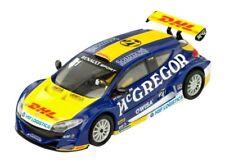 SCX 1/32 Slot Car Renault Megane Trophy Verschuur DHL Mcgregor A10151 Rally NEW!